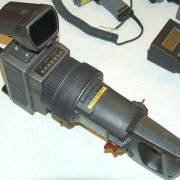 """ND Imager Unit."" Featured glowing ""sensor array"", simulated ""imager monitor"", & illuminated LED indicators."