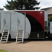 CCI's Mobile Production Truck