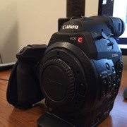 Canon C300 Cinema Camera Package (must see)