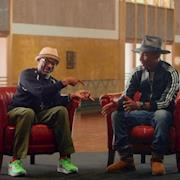 Spike Lee and Pharrell