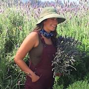 Duluth Trading - Fashion Shoot - Flower Field Location