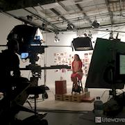 On Set Production Stills [Florida video production]