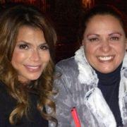 MTA Choreographer Liz Imperio with Paula Abdule