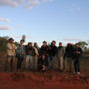 Meteorite Men, on location in Australia