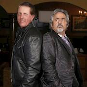 Feherty and Phil Mickelson