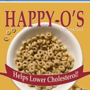 Happy O's Logo- Replacement Graphic for an Indie Film