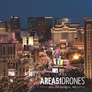 Drone at Treasure Island