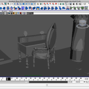 3D modeling: The Green Mile and more
