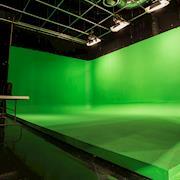 Studio A Green Screen