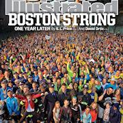 Special Edition Sports Illustrated: Boston Strong (2014) photographer Gregory Heisler, produced by MDP