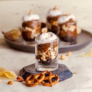 Sweet & Salty Dessert Shooters