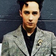 Johnny Weir for Skate America