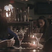 The Colonie Editor Brian Sepanik Cuts Director Martin Rodahl's Short Film,'Happy Hour'