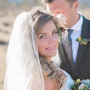 Hayley Dickson's Wedding (Makeup)
