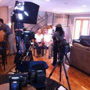 HGTV series shoot