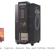 Tea and Coffee Machine for Office