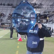 Parabolic mic op for ESPN.