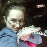 Some of my animal handling
