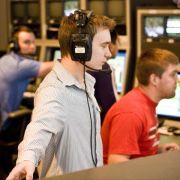 WEIU News Watch Live Production