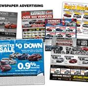RadioVisionInc Automotive Print Ad Agency | Magazine Advertising