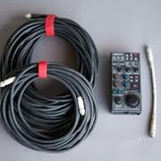 Sony RM-B150 Remote Control Unit (Paintbox) w/ 2 Cables & Coupler -  EXCELLENT Condition!