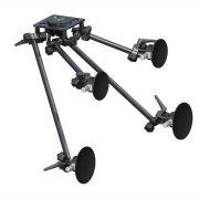 Carbon XL Car mount system, carbon fiber