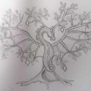 Gem Tree Concept Art