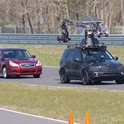 Track Shoot for Subaru