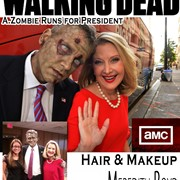 """On set of """"A. Zombie Runs for President"""" for The Walking Dead/AMC/DISH Network"""