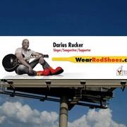Darius Rucker - Ronald McDonald House - Makeup Artist