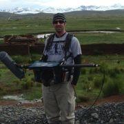 15,000ft. in Bolivia