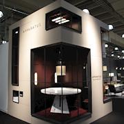 Apparatus Lighting  Booth at ICFF