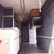 Production Truck | Hydraulic Lift | 4000w Silent Generator | Custom Shelving | AC Oulets Wired Though Out Truck.