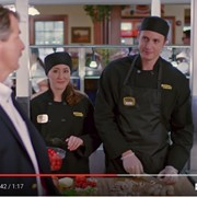 Golden Corral commercial w/Jeff Foxworthy
