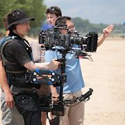 Short Film shoot on Chicago beach with Arri Alexa.