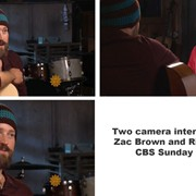 Two Camera Interview Lighting