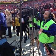 On-Field - Comcast SportsNet - Washington Redskins NFL