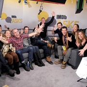 """Read more about Broadcast Management Group's live video production services for Amazon's """"IMDb Asks"""" Live From Sundance: http://www.broadcastmgmt.com/portfolio/amazon-imdb-asks-live-from-sundance/"""