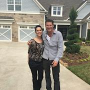Rhonda styled Ty Pennington for a series of commercials