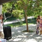Photo shoot in Pasadena, CA