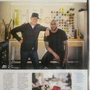 GQ Tinker Hatfield and Virgil Ablom