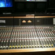 A Project Studios dream-How many old analog Calrecs are left? this one lives at Pfizer