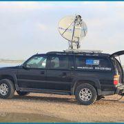 Quickspot IP sat truck