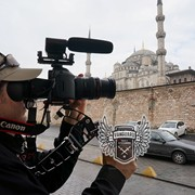 Istanbul Turkey - on location for MKE and ZQI