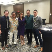 Team Jackson of MSNBC Political team coverage-road warriors!