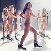 ESPN Body Issue-USA Women's Hockey Team