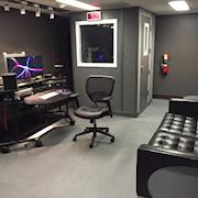 Edit 1 - 4K capable, audio booth for voicovers
