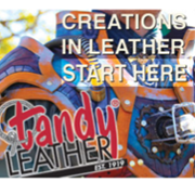 Custom armor for Tandy Leather ad campaign