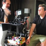 In The Trenches: Set Pictures