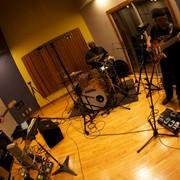 Around the studio